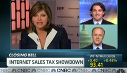 Maria Bartiromo sits down with Curtis Dubay and Michael Mazerov